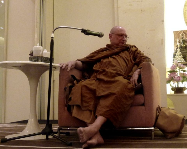 Q&A with Ajahn Triadhammo