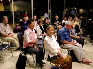 dhamma talk and mindfulness meditation in Bangkok