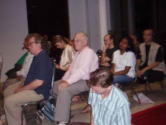 meditation in samadhi in 07