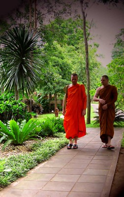 weekend mindfulness meditation retreat - Bangkok