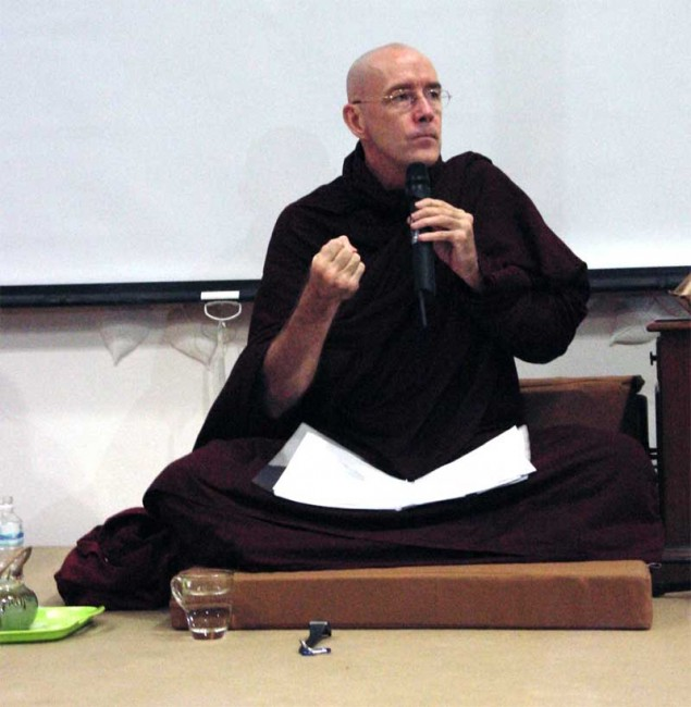 meditation and mahasi sayadaw teacher U Vamsa