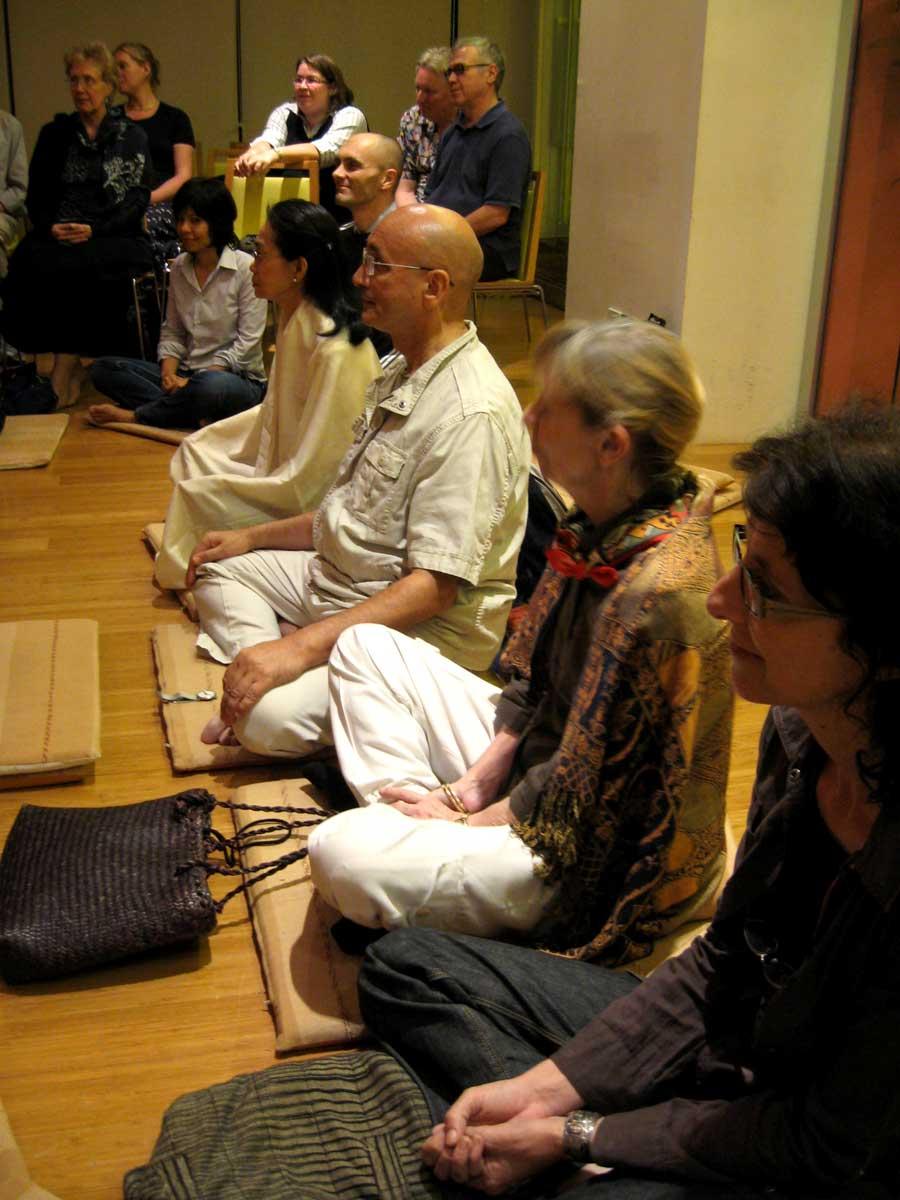 Buddhism and vipassna in Bangkok, Thailand
