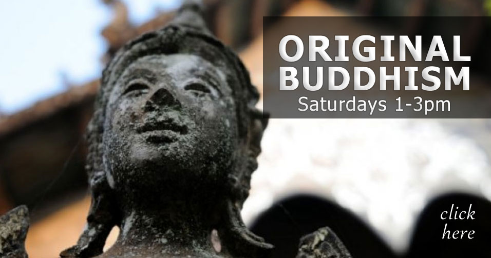 original-buddhism