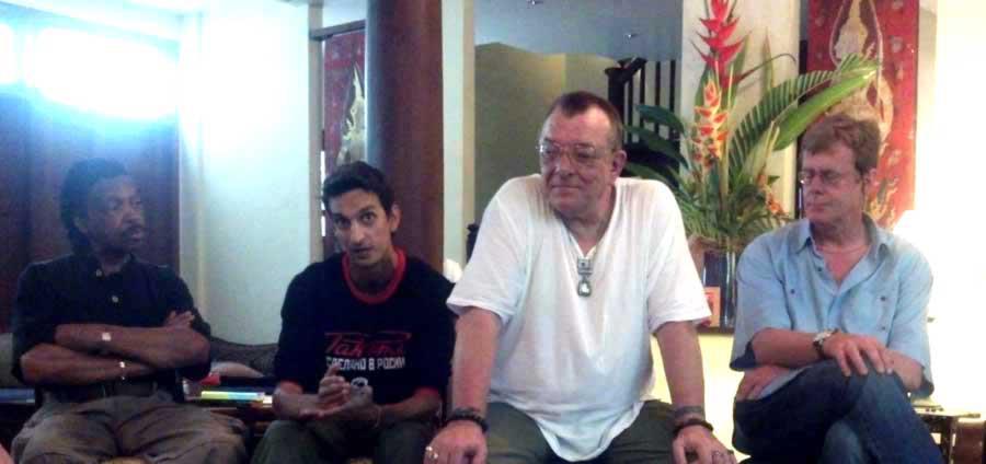 Bangkok meditation discussion group - Cappuccino Club