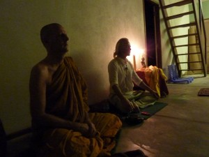 Vipassana meditation and mindfulness for Bangkok meditators