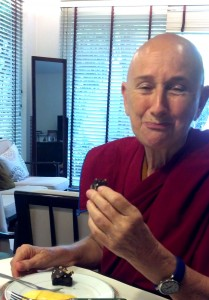 Dhamma talk with Bhikkhuni Ani Choying in Bangkok