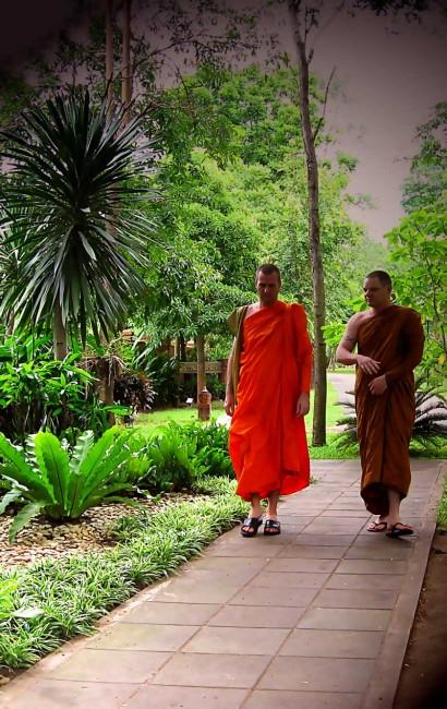 weekend mindfulness meditation retreat - Bangkok