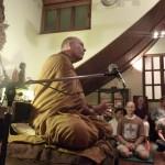English language meditation in Bangkok
