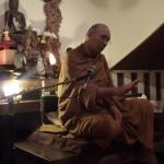 Buddhadasa Buddhist monk in Bangkok