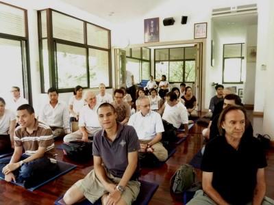 Group trip to Pak Chong trip to see Ajahn Jayasaro